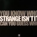 "DJ Fudge/YOU KNOW WHO 12"""