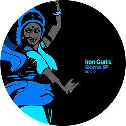 "Iron Curtis/GOMA EP - SAN SODA 12"""