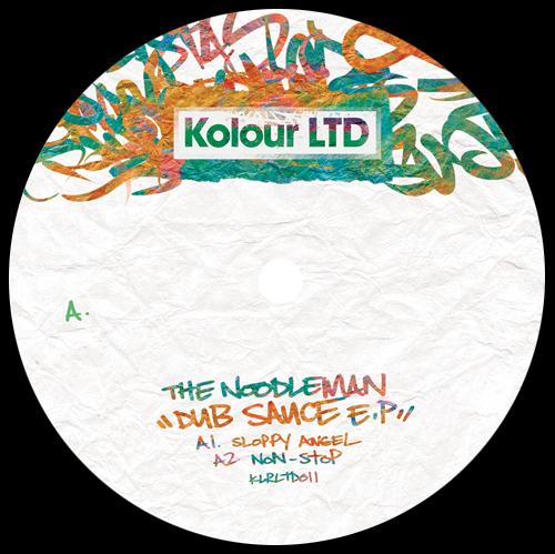 """Noodleman/DUB SAUCE EP 12"""""""