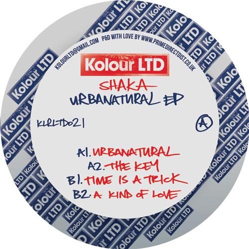 "Shaka/URBANATURAL EP 12"""