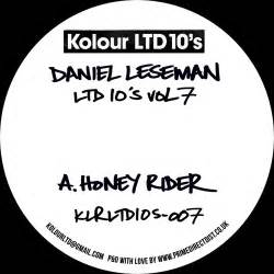 "Daniel Leseman/LTD 10""s VOL. 7 10"""