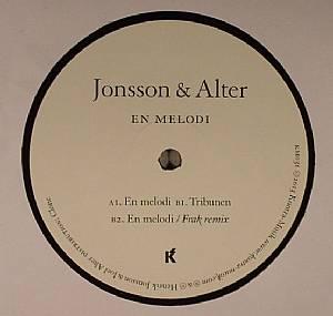 "Jonsson & Alter/EN MELODI 12"""