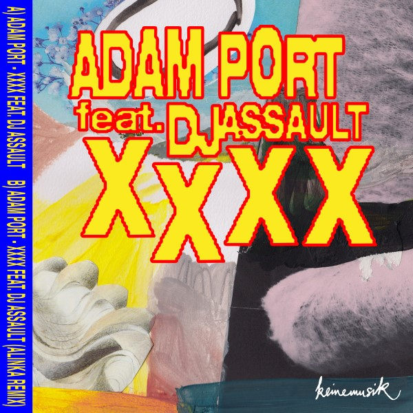 Adam Port ft. DJ Assault/XXXX 12""