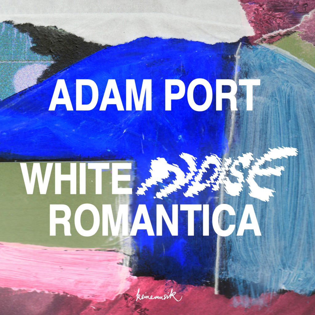 "Adam Port/WHITE NOISE ROMANTICA 12"""