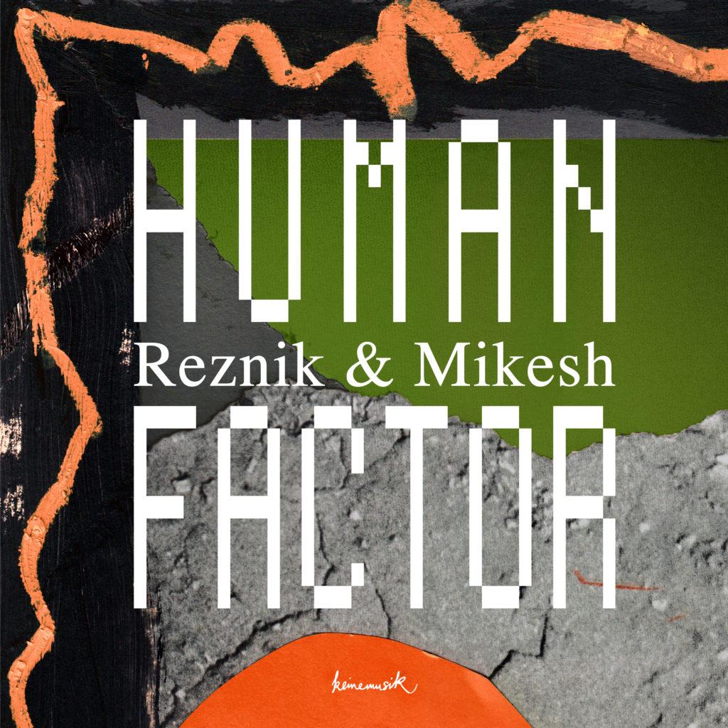 """Reznik & Mikesh/HUMAN FACTOR 12"""""""