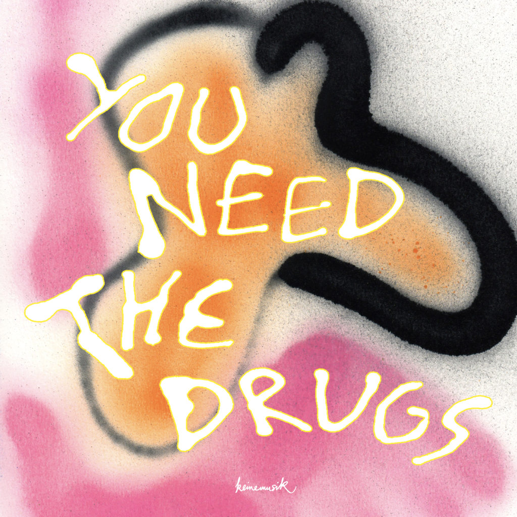 Westbam/YOU NEED THE DRUGS (&ME RMX) 12""
