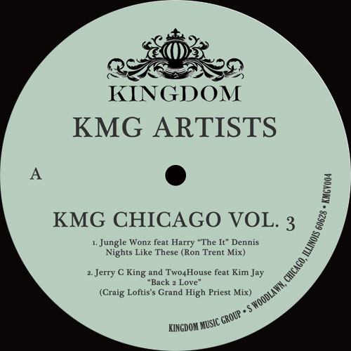 Various/KMG CHICAGO VOL. 3 12""