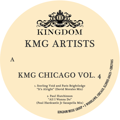 Various/KMG CHICAGO VOL. 4 12""