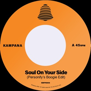 Personify/SOUL ON YOUR SIDE EDIT 7""