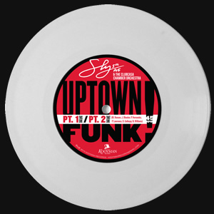 Sly 5th Ave/UPTOWN FUNK! 12""