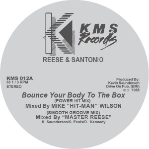 Reese & Santonio/BOUNCE YOUR BODY 12""
