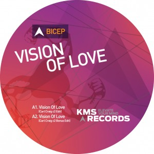 Bicep/VISION OF LOVE (CARL CRAIG RX) 12""