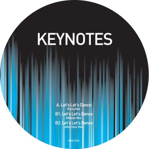 Keynotes/LET'S LET'S DANCE 12""