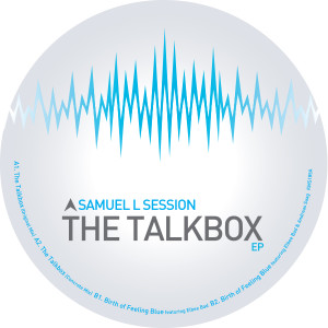 Samuel L Session/THE TALKBOX 12""
