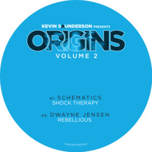 Various/KMS ORIGINS VOL. 2 12""