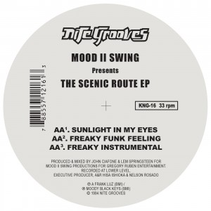 Mood II Swing/SCENIC ROUTE 12""