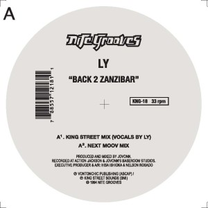 LY/BACK TO ZANZIBAR 12""