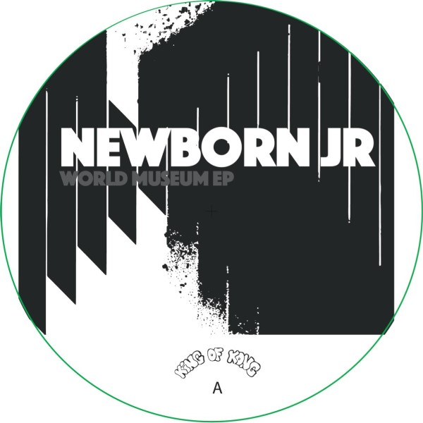 "Newborn Jr./WORLD MUSEUM EP 12"""