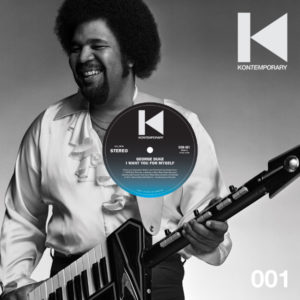 George Duke/I WANT YOU.. (KON REMIX) 12""