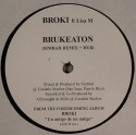 """Broki/BRUKEATON (SIMBAD REMIX) 12"""""""