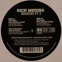 Rich Medina/CONNECTING THE DOTS PT 2 12""