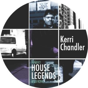 Kerri Chandler/HOUSE LEGENDS EP # 4 12""