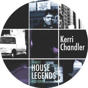"Kerri Chandler/HOUSE LEGENDS EP # 4 12"""