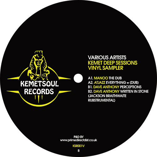 Various/KEMET DEEP SESSIONS -RSD 12""