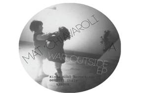 Mat Chiavaroli/WAR OUTSIDE 12""