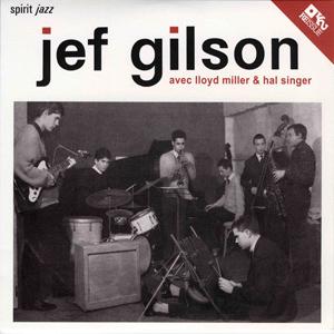 """Jeff Gilson/AVEC L.MILLER & H.SINGER 10"""""""