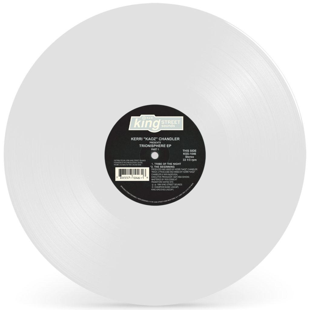"""Kerri Chandler/TRIONISPHERE EP PT 1 12"""""""