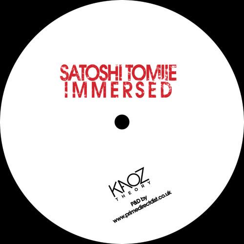 "Satoshi Tomiie/IMMERSED 12"""