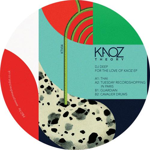"""DJ Deep/FOR THE LOVE OF KAOZ EP 12"""""""