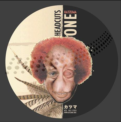 Katzuma/HEADCUTS VOL. 1 12""
