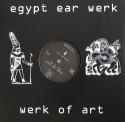 """Egypt Ear Werk/WERK OF ART 12"""""""