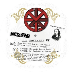 Libertas/USE MOVEMENT EP 12""