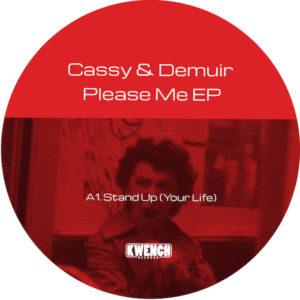 "Cassy & Demuir/PLEASE ME EP 12"""