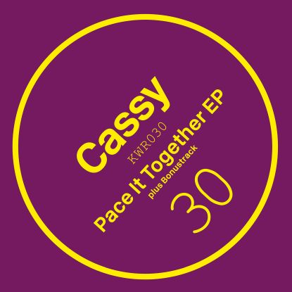 """Cassy/PACE IT TOGETHER EP 12"""""""