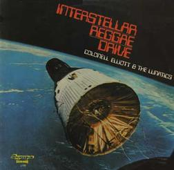Colonell Elliott/INTERSTELLAR REGGAE LP