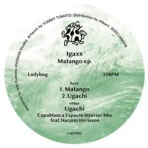 "Igaxx/MATANGO EP 12"""