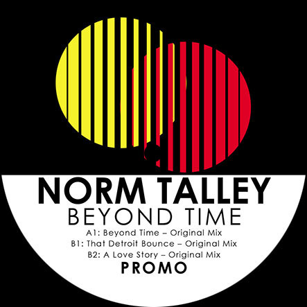 Norm Talley/BEYOND TIME 12""