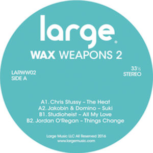 Various/WAX WEAPONS VOL. 2 12""