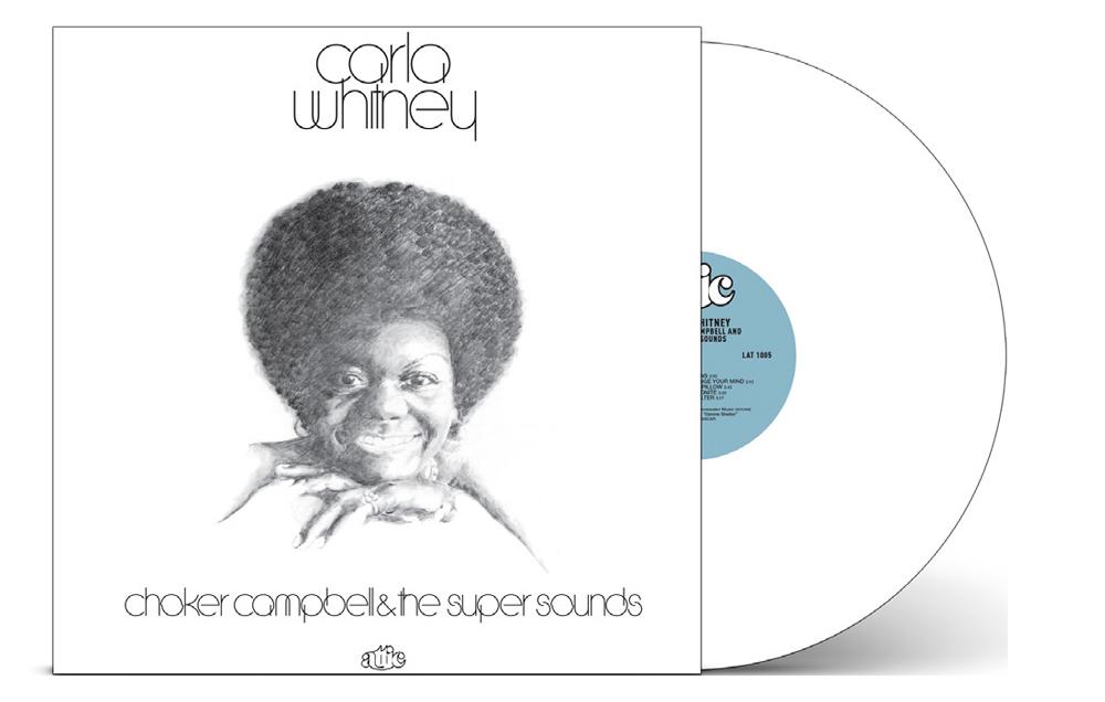 Carla Whitney/CHOKER CAMPBELL.. (CV) LP