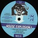 """DJ Sprinkles/HOUSE EXPLOSION 1  12"""""""