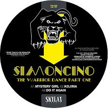 Simoncino/THE WARRIOR DANCE PART 1 12""