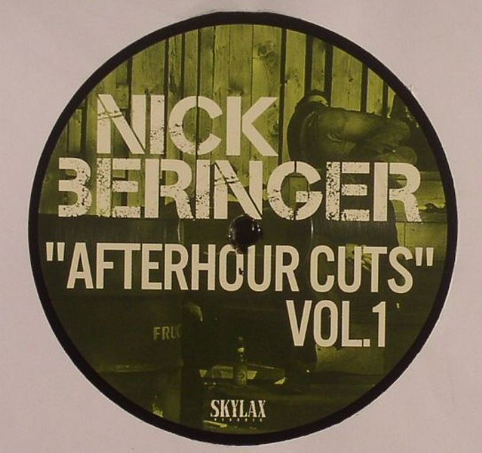 Nick Beringer/AFTERHOUR CUTS VOL 1 12""