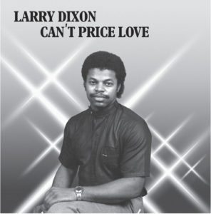 Larry Dixon/CAN'T PRICE LOVE LP