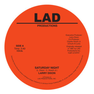 Larry Dixon/SATURDAY NIGHT 7""