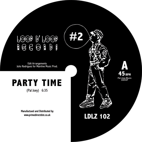 Pal Joey/#2 PARTY TIME 12""