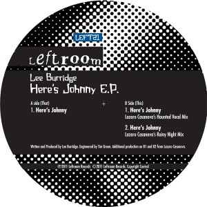 Lee Burridge/HERE'S JOHNNY EP 12""